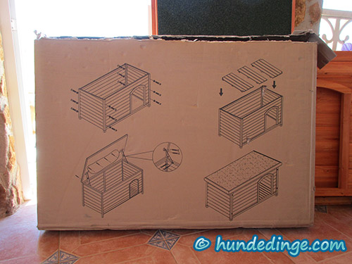 hundeh tte aus holz f r gro e und kleine hunde hundedinge. Black Bedroom Furniture Sets. Home Design Ideas
